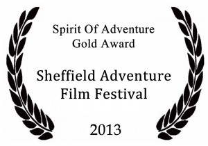 2013 ShAFF Spirit Of Adventure Gold Graphic