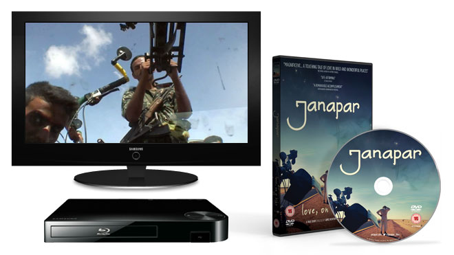 Order Janapar worldwide on DVD (PAL & NTSC available)